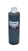 Purple Dye 12 oz Bottle